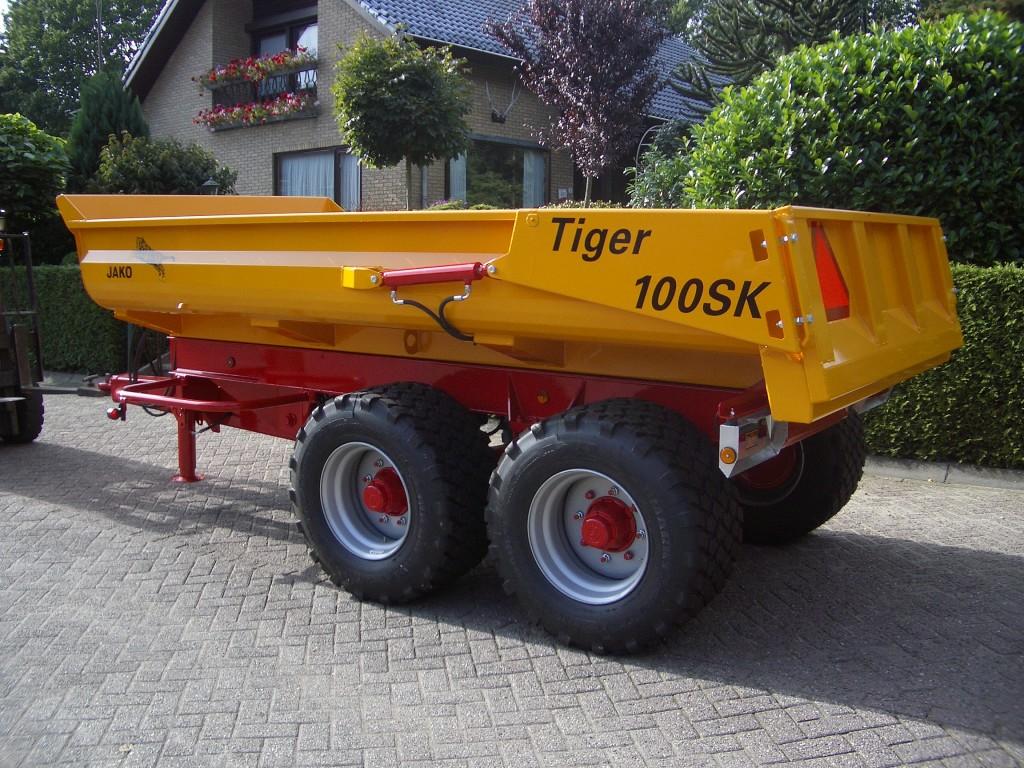 kipper Tiger 100Sk-3